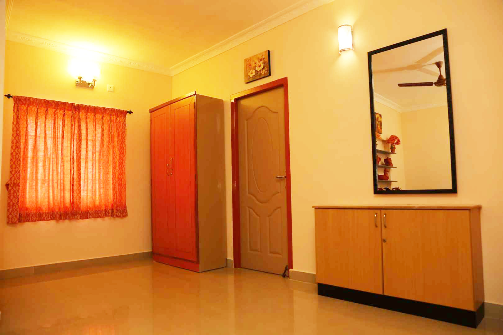service residency near saibaba colony