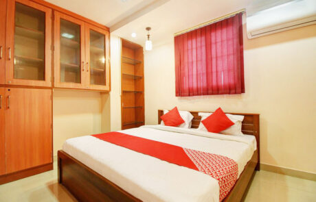 service apartments for large family stay in coimbatore for all facility