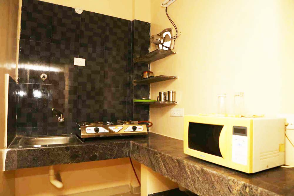 service apartments in coimbatore saravanampatti with kitchen
