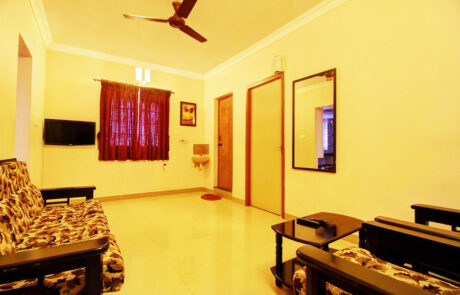 service apartmnets with 2 BHK in coimbatore